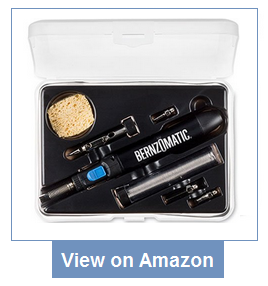 Bernzomatic Micro Torch Kit